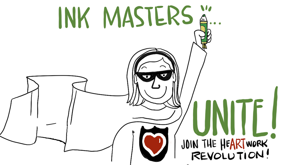 Ink Masters Module 3 | Frame the Message Ink